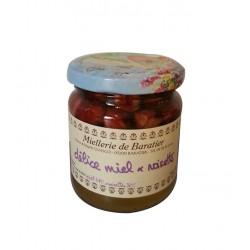Délice miel et noisettes