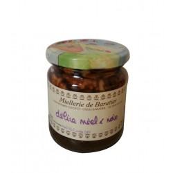 Délice miel et noix