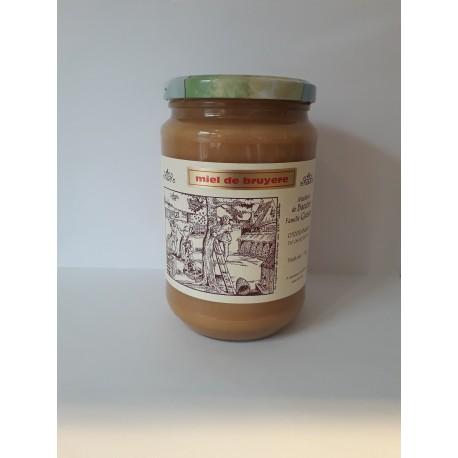 Miel de bruyère - 1kg