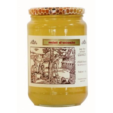 Miel d'acacia - 1kg